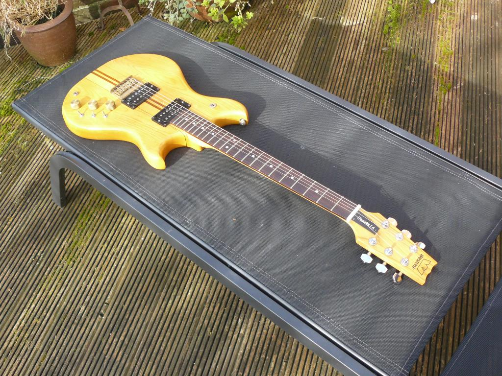 string - 1984 Westone Thunder 1A 6 string Guitar. £175 P1160065