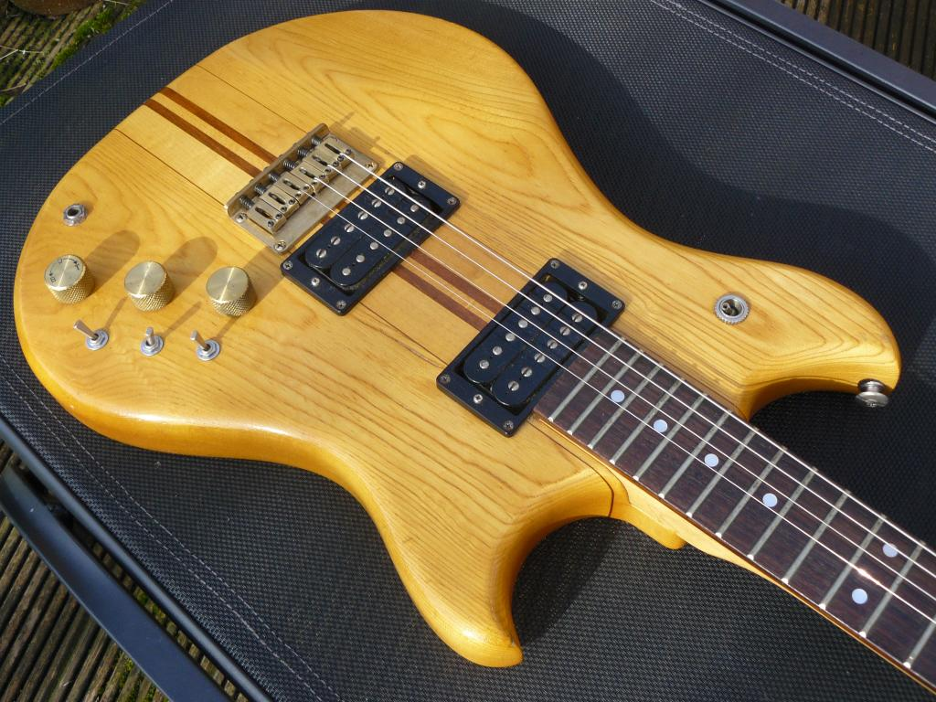 string - 1984 Westone Thunder 1A 6 string Guitar. £175 P1160066