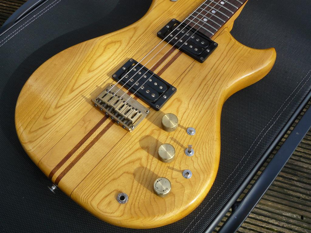 string - 1984 Westone Thunder 1A 6 string Guitar. £175 P1160068