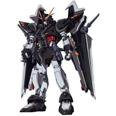GAT-X105E Strike Noir Gat-x105e