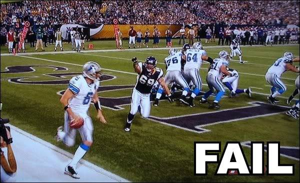 What is YOUR Favorite Football Team? Dan-orlovsky-fail