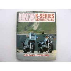 BMW K-Series Motorcycles - Book by Mick Walker 31pU5qq82kL_SL500_AA300_