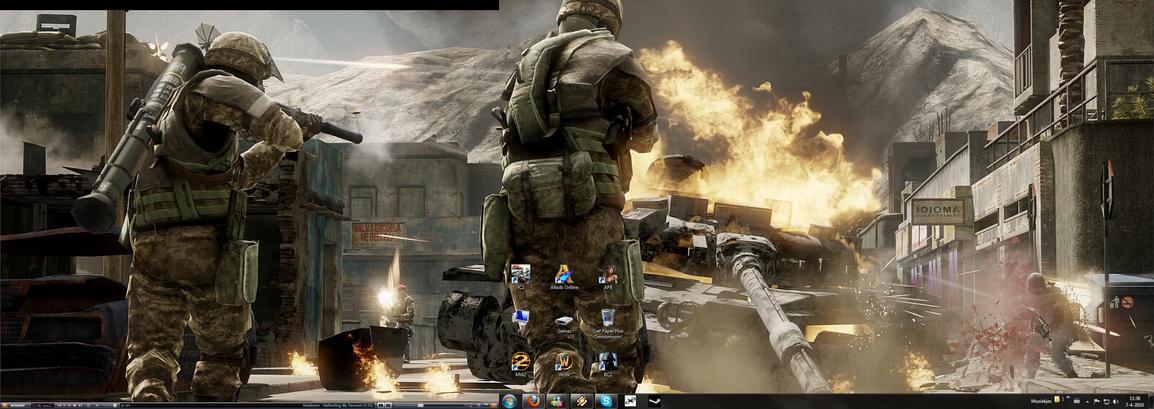 What does your desktop look like? Desktopzor-2