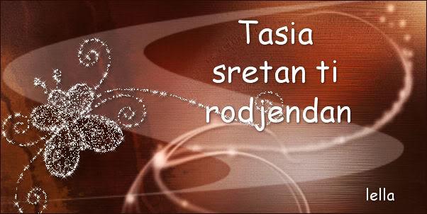 Tasia sretan roðendan ! Tasia09