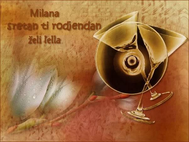 Milana85 CestitkazaMilanu