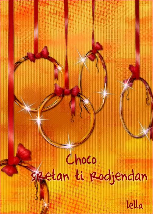 Chocolate, sreæan rodjendan Choco09