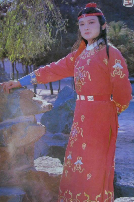 HỒNG LÂU MỘNG 1987  (Phim Trung Quốc) BN2