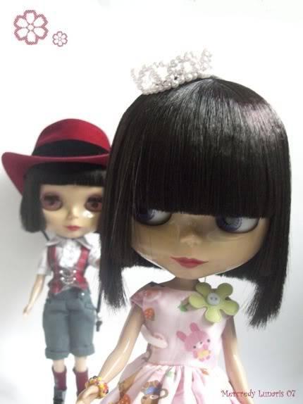 Prima Dolly Ebony (PD2E) // RBL BLLA01