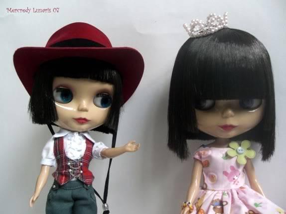 Prima Dolly Ebony (PD2E) // RBL BLLA02