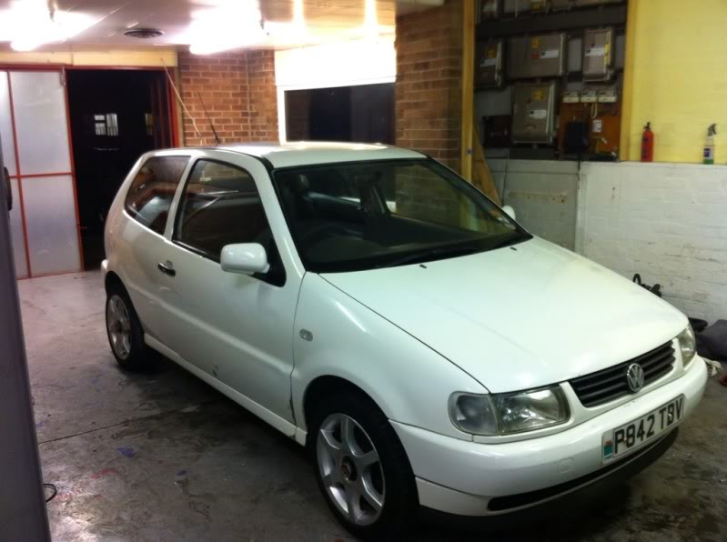 Vw Polo SDI Cheap winter daily **£250** 39993702