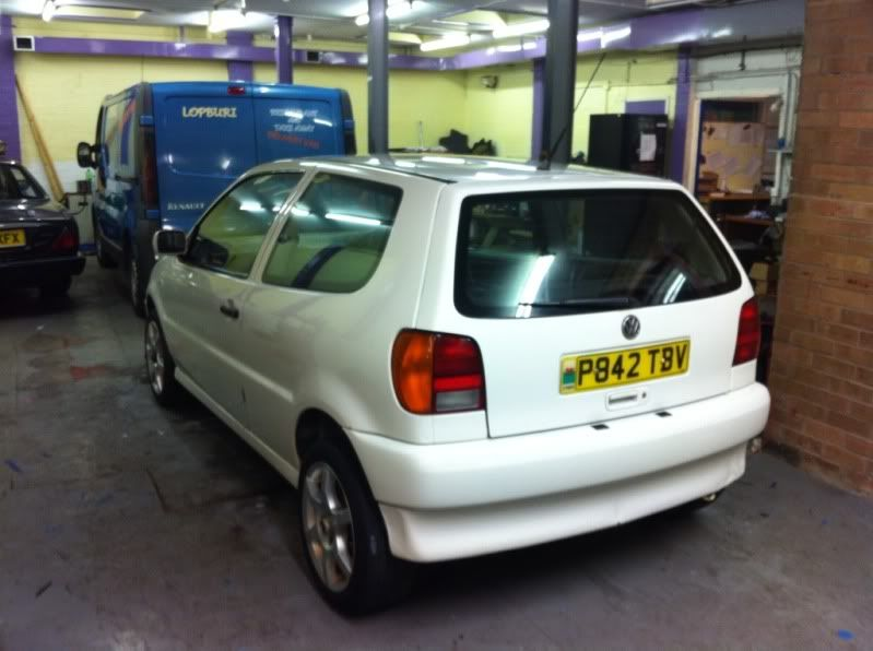 Vw Polo SDI Cheap winter daily **£250** 42680541