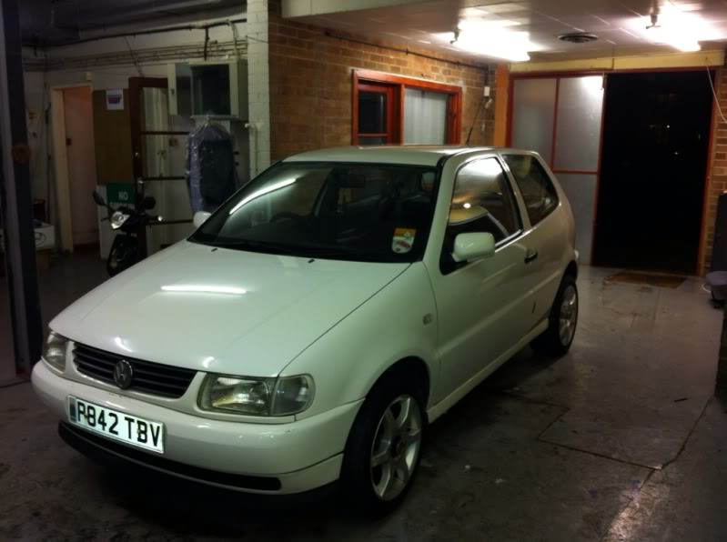 Vw Polo SDI Cheap winter daily **£250** 577a71a1