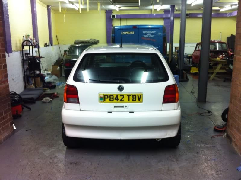 Vw Polo SDI Cheap winter daily **£250** 75343fae