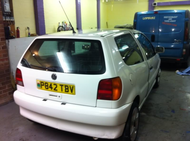 Vw Polo SDI Cheap winter daily **£250** 8eb6cbc4