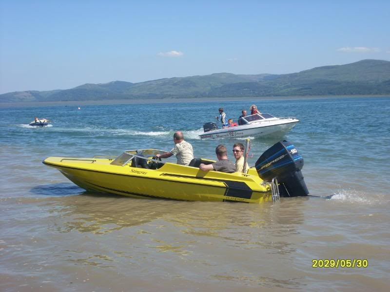 Sold My T4..... Gutted...Got a new Boat... CHUFFED!!! SL380798