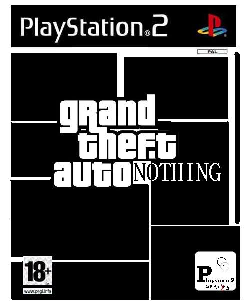 Portadas de juegos  fakes GTAN