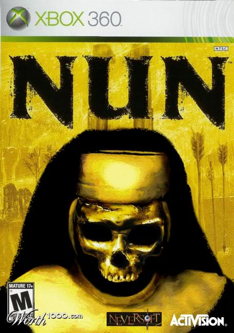 Portadas de juegos  fakes NUNXD