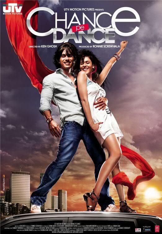 جديد فيلم الرومانسية والرقص الهندي المثيرChance Pe Dance 2010 - افلام رومانسية هندية 2010 Chance_pe_dance
