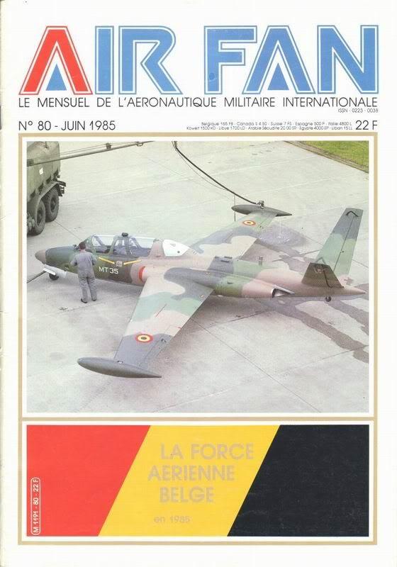 Force Navale en 1989 et 1990 ForceArienne1985AirFan080