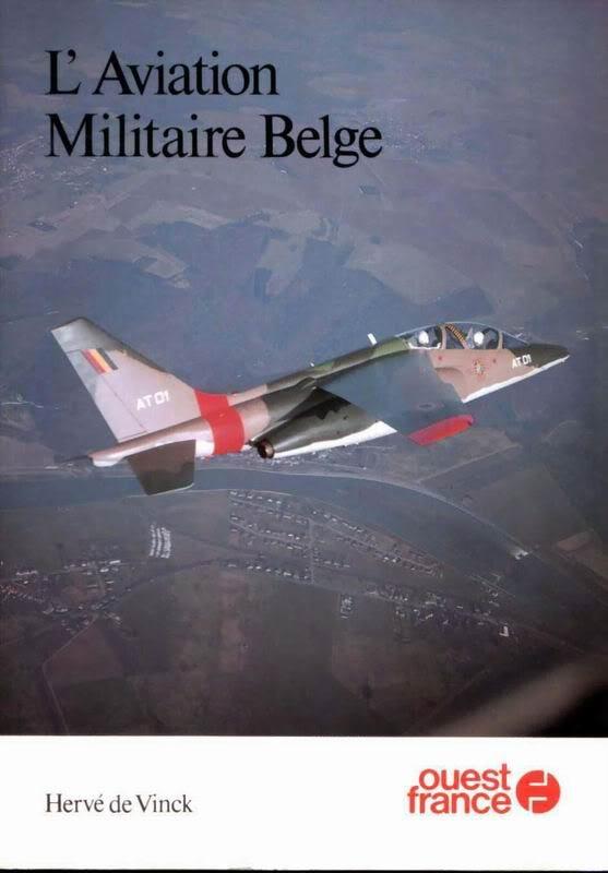 Force Navale en 1989 et 1990 LAviationMilitaireBelge1980OuestFra