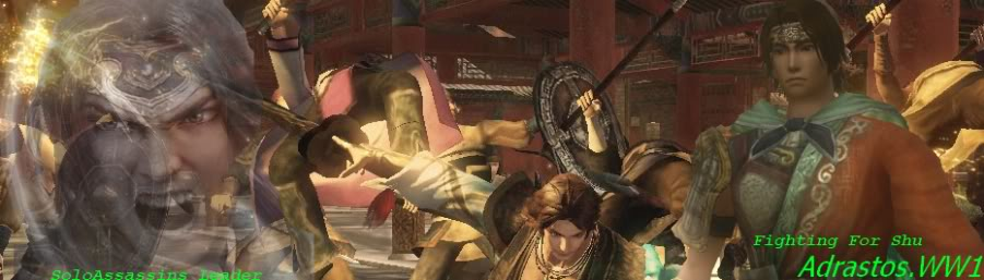 Dynasty Warriors Movie!? Adrastossig