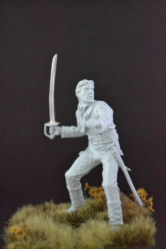 Sharpe - Andrea Miniatures - 54mm Sharpe01_zpsb1195d62