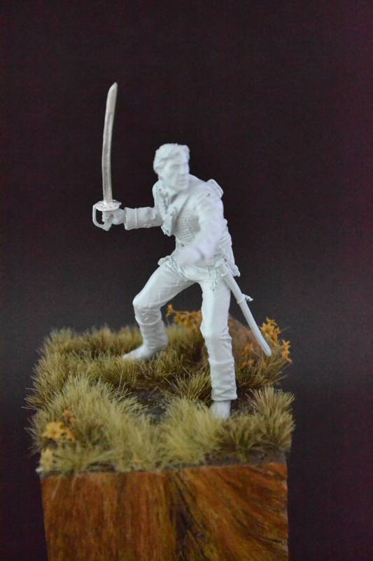 Sharpe - Andrea Miniatures - 54mm Sharpe02_zpseae44691