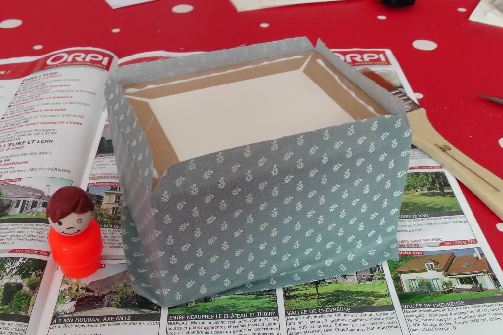Tutoriel pour réaliser une boîte BoteAnge10