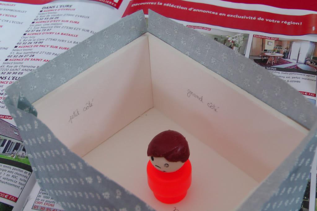 Tutoriel pour réaliser une boîte BoteAnge12