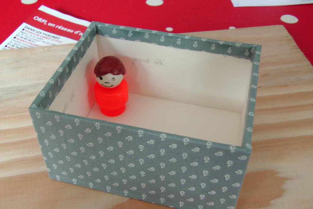 Tutoriel pour réaliser une boîte BoteAnge13