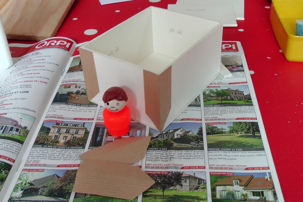 Tutoriel pour réaliser une boîte BoteAnge5
