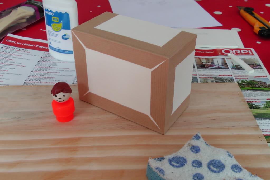 Tutoriel pour réaliser une boîte BoteAnge7