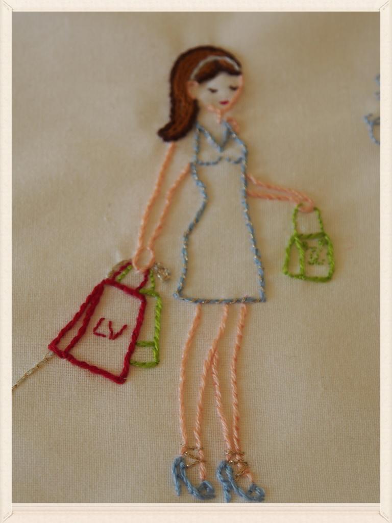 Un sac shopping pour ma maman... (broderie de Sylvie Blondeau) P1010088_zps513924d9