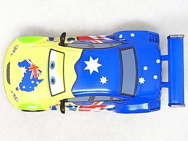 [Cars 2] Mark Frosty Winterbottom R0015682