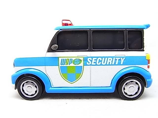 [Cars 2] World Grand Prix Security Van R0015808