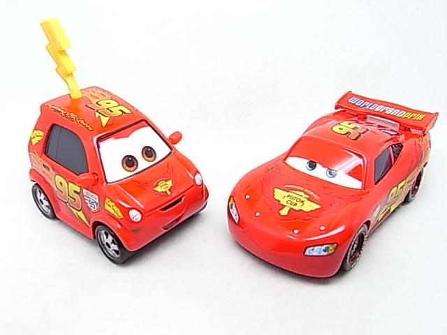[Cars 2] Assortiment Case Q R0017537