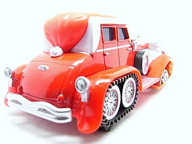 Santa Cars, Mater, Luigi, Guido, Fillmore guirlandes (Mater Saves Chistmas) RIMG8552