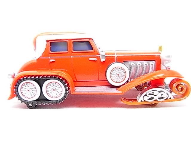 Santa Cars, Mater, Luigi, Guido, Fillmore guirlandes (Mater Saves Chistmas) RIMG8555