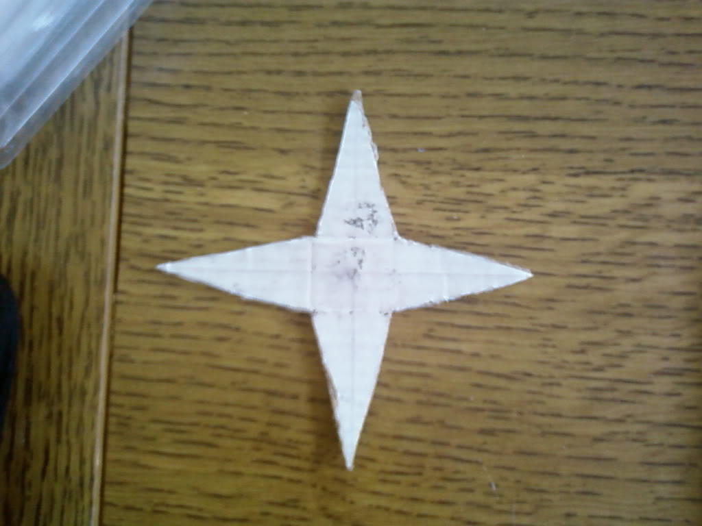 [Tutoriel] Shurikens SP_A0120