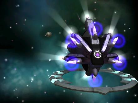 -=CA=- Starship Phexax 1945 Spore_14-10-2010_20-44-03