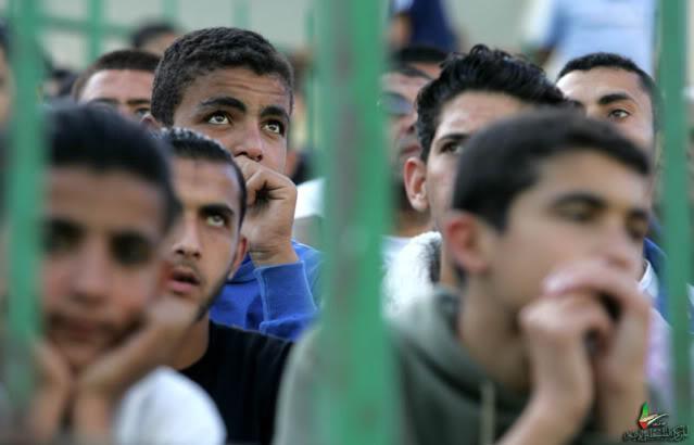 صـــور / إنطلاق بطولة كأس العالم في غزة NQ6K0136