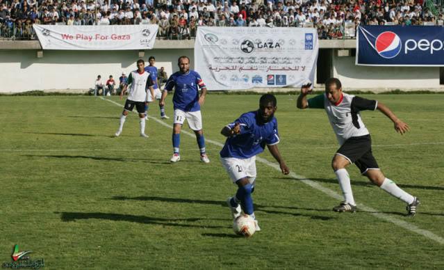 صـــور / إنطلاق بطولة كأس العالم في غزة NQ6K0190