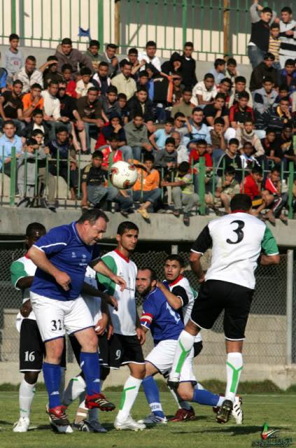 صـــور / إنطلاق بطولة كأس العالم في غزة NQ6K0276