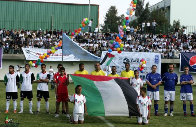 صـــور / إنطلاق بطولة كأس العالم في غزة NQ6K9889