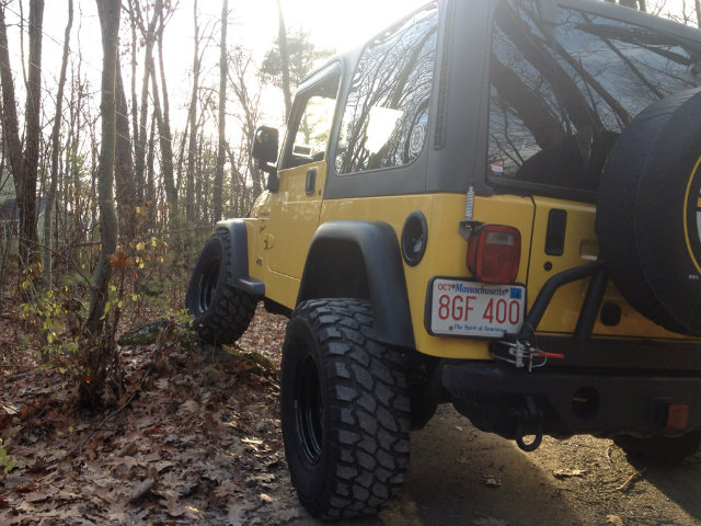 Andrew's Yellow Jeep Build. - Page 4 1BC04B2E-61AB-420D-A9F8-D38EB1BB3EC3-758-000000F67C036C5C