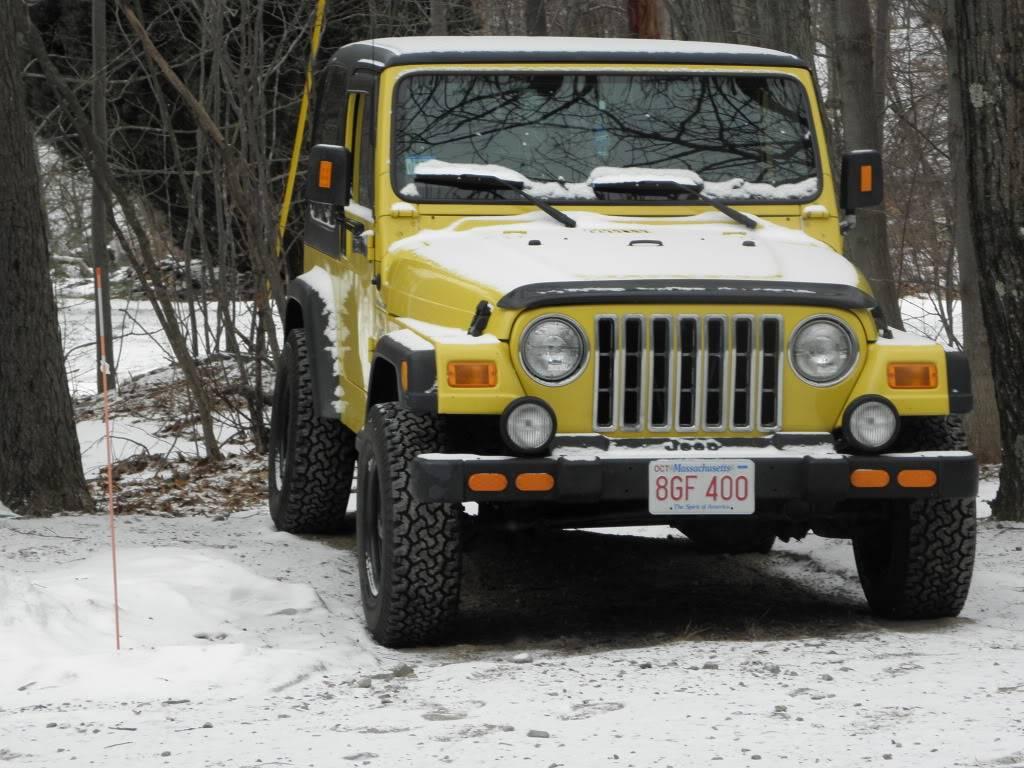 Andrew's Yellow Jeep Build. P1080353