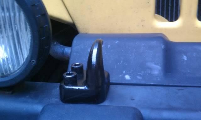 Andrew's Yellow Jeep Build. IMAG0109