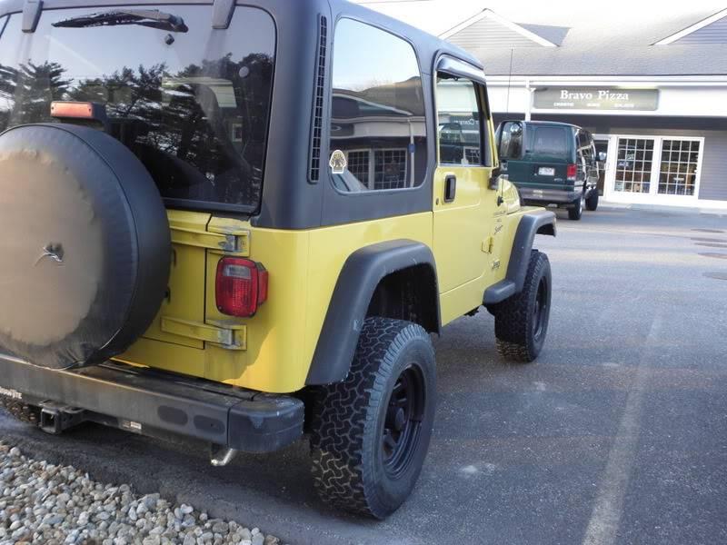 Andrew's Yellow Jeep Build. 120226-1657-00
