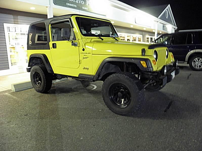 Andrew's Yellow Jeep Build. 120226-2208-04