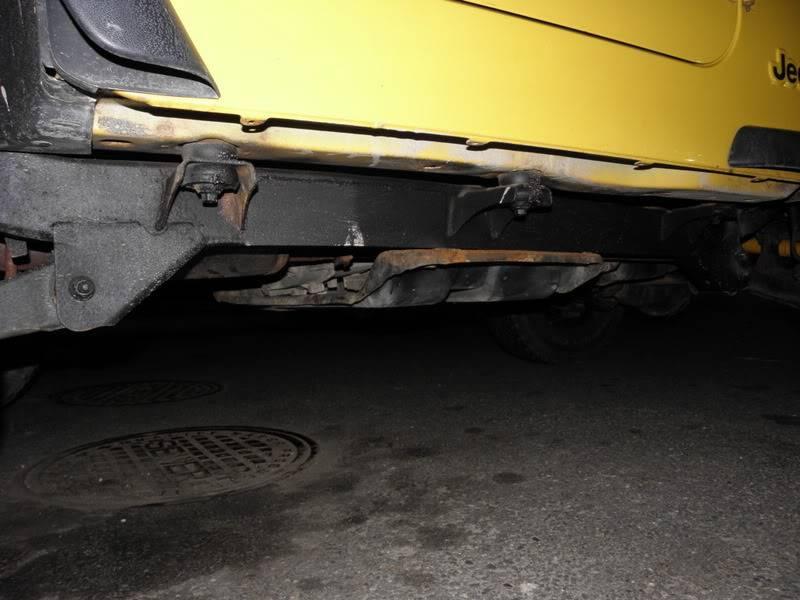 Andrew's Yellow Jeep Build. 120226-2210-08
